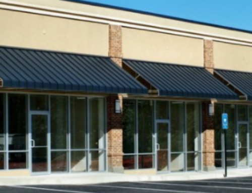 What Wind Speed Can A Commercial Window Awning Handle?
